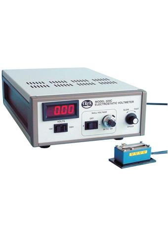 Máy đo điện áp tĩnh điện không tiếp xúc DC TREK 320C (0 đến ±100 V DC)