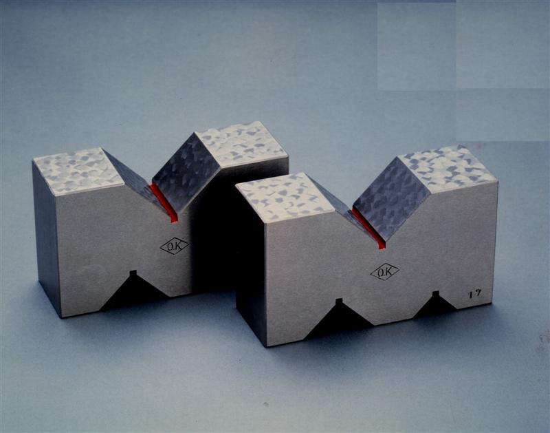 Cast Iron A-Type V Block Obishi JE101, JE103, JE104, JE105, JE106, JE107, JE108