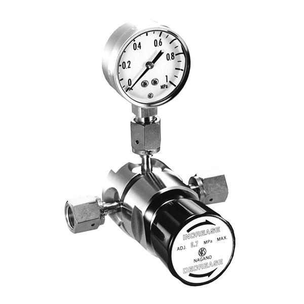 Bộ điều chỉnh áp suất Nagano Keiki Model XR56 Pressure Regulator