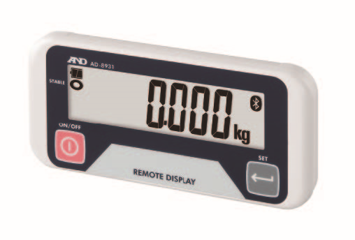 AD-8931 Wireless Remote Display