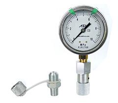 Pressure tester ASK, APT-BOX, APT-N-2, APT-N-2G, APT-05, APT-10, APT-20, APT-30, APT-G-2, APT-G-3, APT-PG-2, APT-PG-3