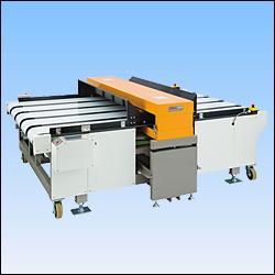 Máy dò kim loại SANKO Conveyer Type Needle Detector < for Futon mattress > APA-1500F