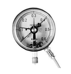 Đồng hồ đo áp suất ASK  Pressure gauge with contacts CEPG-AU-G-75, CEPG-BU-G-75, CEPG-DU-G-75, CEPG-AU-G-100, CEPG-BU-G-100, CEPG-DU-G-100