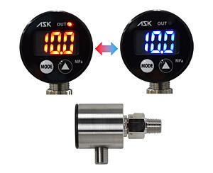 Cảm biến áp suất ASK  Pressure switch DPS-1.0, DPS-2.5, DPS-10, DPS-16