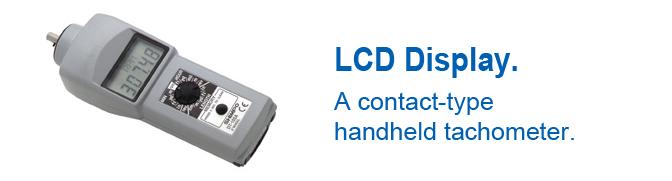 Máy đo tốc độ vòng quay Handheld Tachometer Shimpo DT-105A