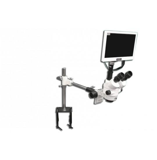 Kính hiển vi Meiji Techno EM-33/HEAD + EM30/OC10 + FS-76 + S-4600 + MA151/35/03 + HD1000-LITE-M Microscope Configuration