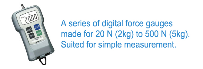 Máy đo lực Economic Digital Force Gauges Shimpo FGJN-2, FGJN-5, FGJN-20, FGJN-50