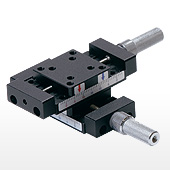 Front lock stage Miruc FR-X (X-axis), FR-XY (XY-axis), FR-Z (Z-axis)
