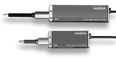 Linear Gauge Sensors Onosoki GS-6713A, GS-6730A, GS-6813A, GS-6830A
