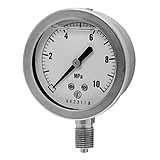 Đồng hò đo áp suất Nagano Keiki GV__ Glycerin Bath Type Pressure Gauge