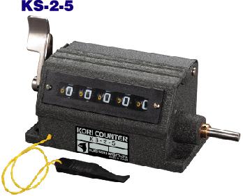 Bộ đếm Rotary Counter Kori KS-2-5, PK-2-5