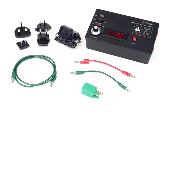 Prostat PDS-510 HBM Discharge Simulator