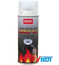 hóa chất kiểm tra khói Nabakem Smokey 911
