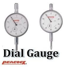 Peacock Dial Gauge