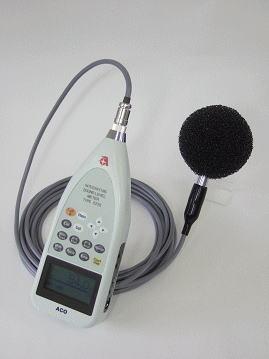 Máy đo độ ồn chống nước Aco 6226NW Waterproff Sound Level meter