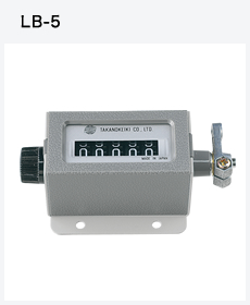 Bộ đếm Mechanical Counter Togoshi LB-4, LB-5, LB-6