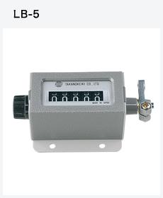 Bộ đếm Mechanical Counter Togoshi LB-4, LB-5, LB-6