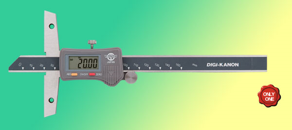 KANON E-DP-J DEPTH GAUGE
