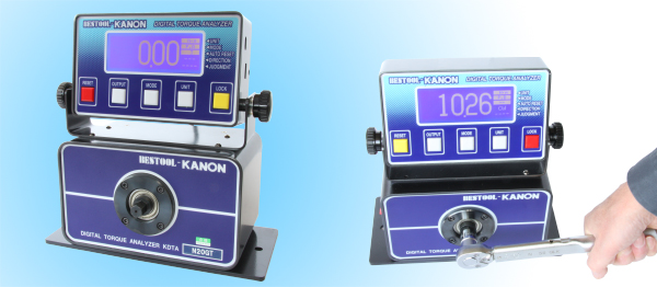 KANON Digital Torque Analyzers KDTA-GT-UC