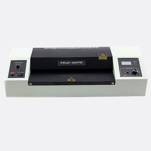 Máy ép nhiệt Plastic PDA 330TD (Tự điều chỉ tốc độ)