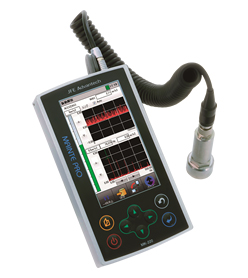 Máy đo độ rung JFE Advance Vibration Diagnoser MAINTE PRO MK-220