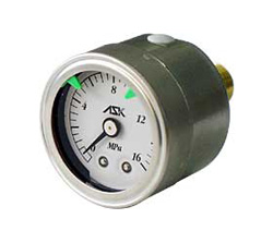 Đồng hồ đo áp suất ASK Glycerin pressure gauge ø39 OPG