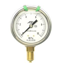 Đồng hồ đo áp suất ASK Glycerin pressure gauge ø60,ø75,ø100 OP