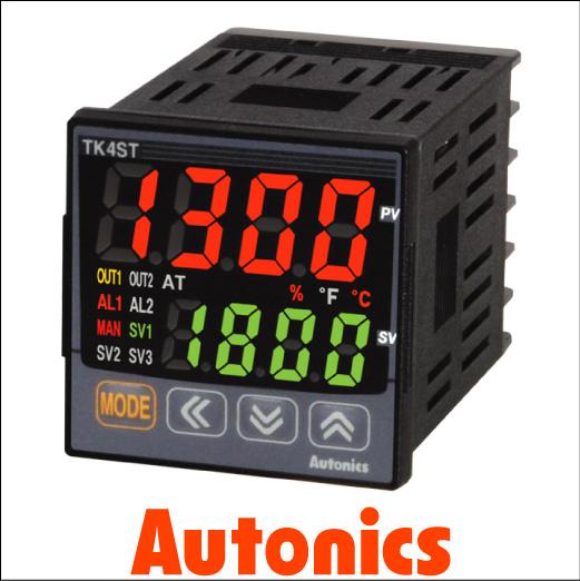 Bộ điều khiển nhiệt độ Autonics TK4M series