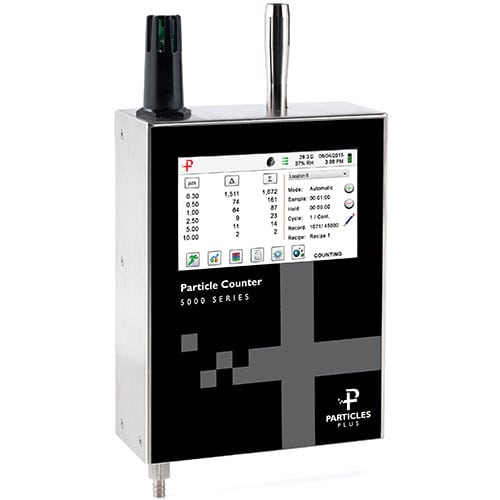 Máy đếm hạt bụi Particle Plus model 5301, 5301P Remote Airborne Particle Counter