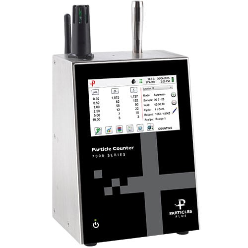 Máy đếm hạt bụi Particle Plus model 7301 Remote Airborne Particle Counter
