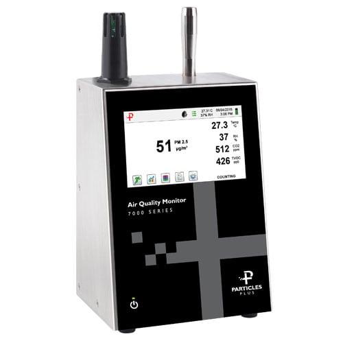Máy kiểm tra chất lượng không khí 7301-AQM , 7302-AQM Air Quality Monitor