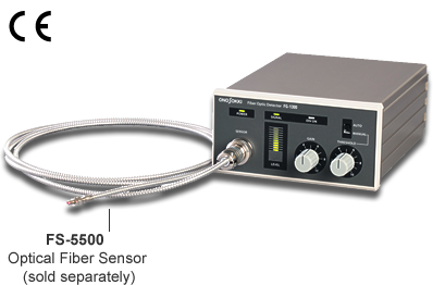 Cảm biến Ono Sokki Fiber Optic Sensor Amplifier  FG-1300