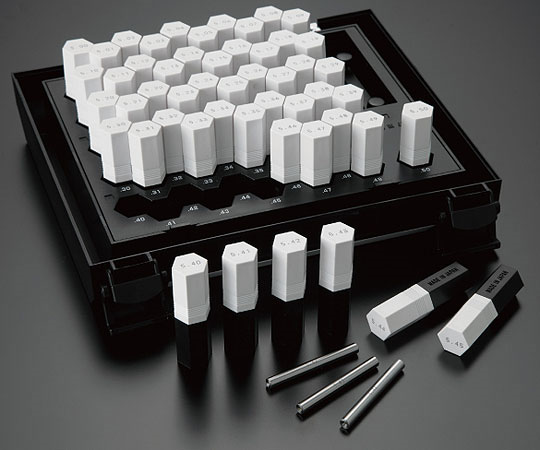 Eisen Packages of pin gauges with center holes