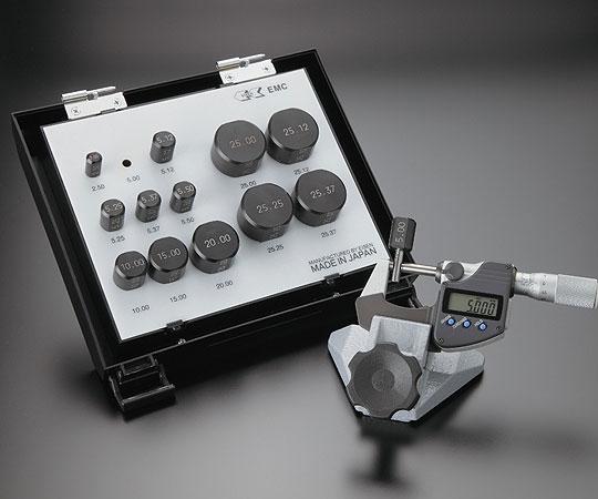 Eisen Pin gauge package for calibrating micrometers EMC-1-10, EMC-2- 4, EMC-3