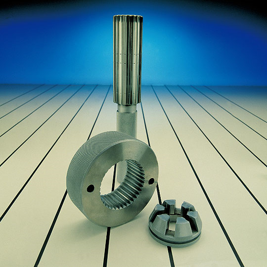 Eisen Spline gauges and master gears