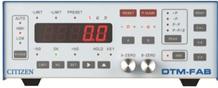 Electric Micrometers Citizen DTM-FAB