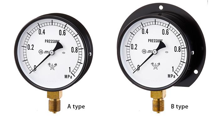 Đồng hồ đo áp suất Migishita S-21, S-31, S-32, S41, S-42, S-230, S-231