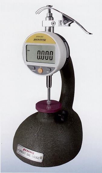Đồng hồ đo độ dày Peacock R1N-255, Peacock R1N-257
