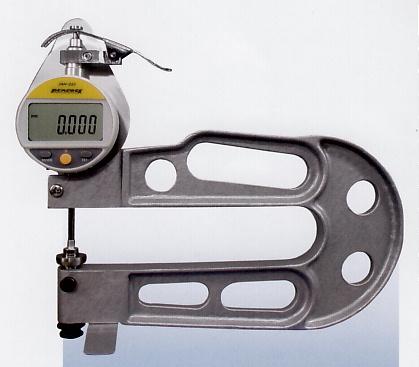 Đồng hồ đo độ dày Peacock JAN-255, Peacock JAN-257