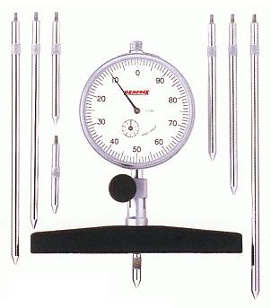 Đồng hồ đo sâu Peacock T-1, T-1W, T-2, T-2W, T-2B, T-2C, T-3, T-4, T-6A, T-6B