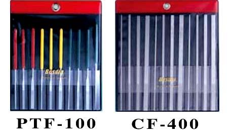 Bộ giũa mài kim cương Besdia CF-400, PTF-100