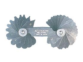 Dưỡng đo bán kính Fuji tool RADIUS GAUGES 178 TYPE