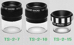 Kính lúp Pocket Micro Loupe Sugitoh TS-2-7/TS-2-10/TS-2-15