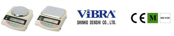 VIBRA SHINKO DENSHI BALANCE AND SCALE