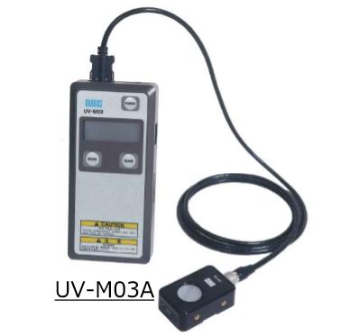 Máy đo tia cực tím ORC UV-M03A UV-Intergrator