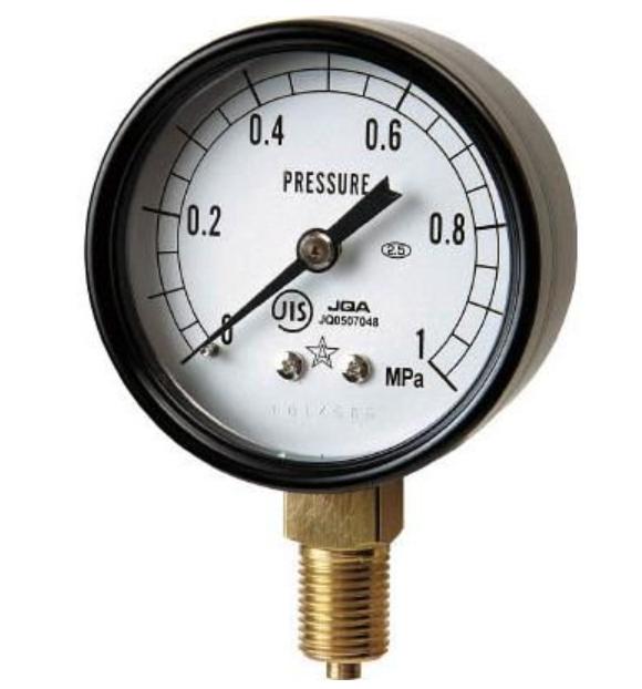 Đồng hồ đo áp suất MIGISHITA -S-21-10MP (Pressure gauge)