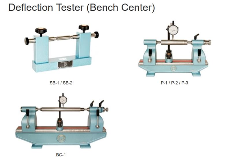 Máy đo độ đồng tâm Bench Center FSK SB-1, SB-2, P-1, P-2, P-3, BC-1