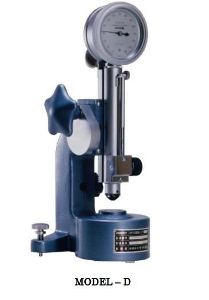 Máy đo độ cứng SHORE HARDNESS TESTER Imai model D