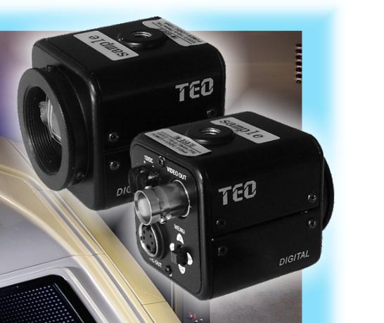 Mini medical image capture camera TM-C587E/TM-C1587E