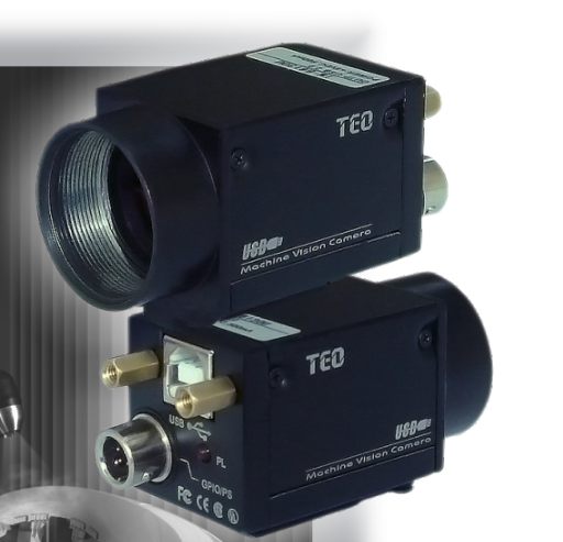 Mini USB industrial grade monochrome CMOS camera TM-B6040U